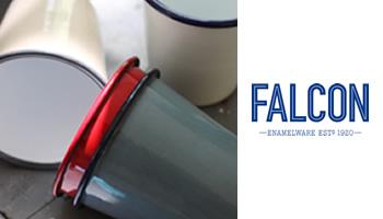 FALCON イギリス ホーローブランド
