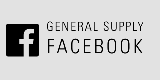 GENERAL SUPPLY facebookページ