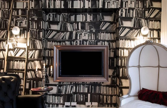 Deborah Bowness | Genuine Fake Bookshelf