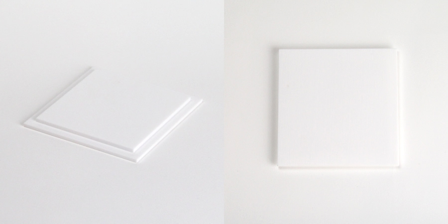 HAKOMASU 白蓋(二合半)