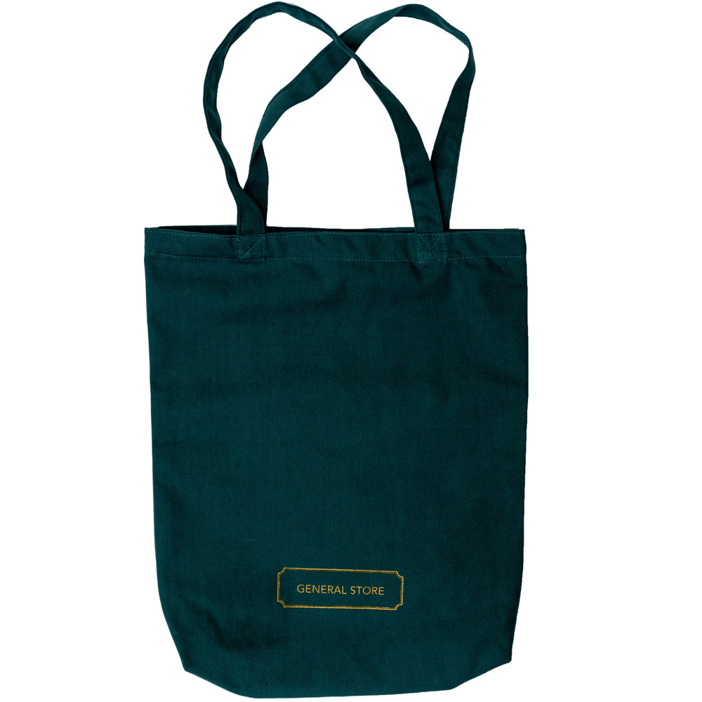 General Store Tote Bag(Green)