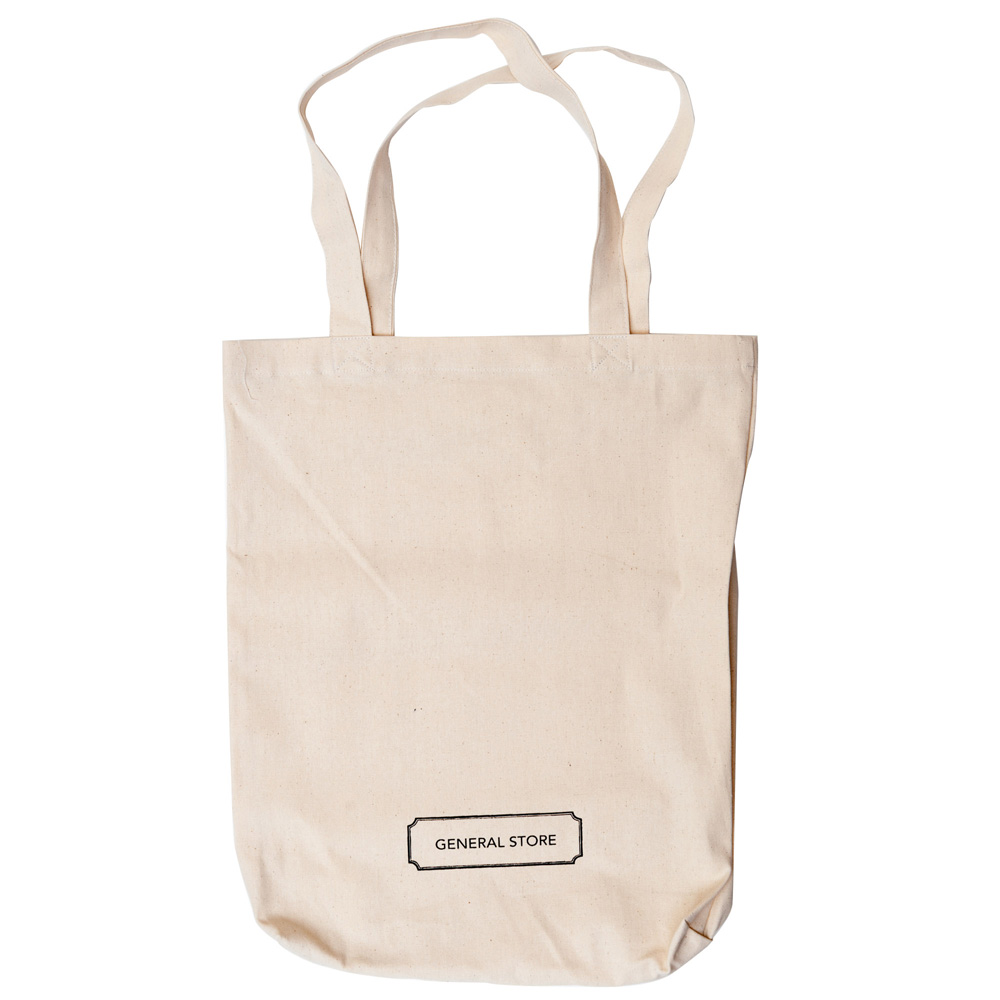 General Store Tote Bag(Cream)