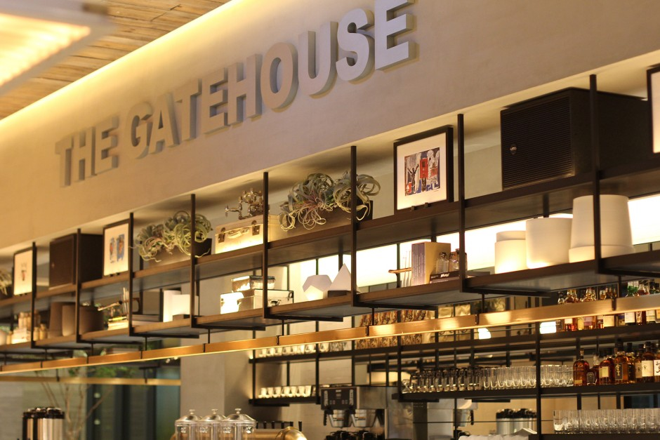 THE GATEHOUSE インテリアデザイン