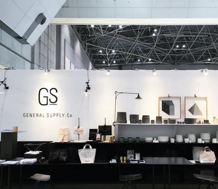 インテリアライフスタイル東京 2017 | GENREAL SUPPLY