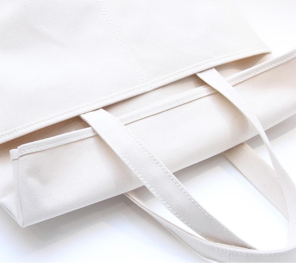 折りたたみトートバッグ(倉敷帆布)| GENERAL SUPPLY