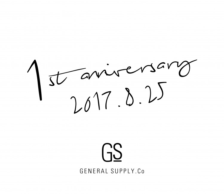 GENERAL SUPPLY 1st Anniversary