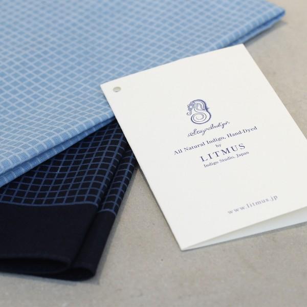 LITMUS<br />藍染