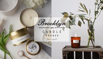 Brooklyn Candle Studio ブルックリンキャンドルスタジオ