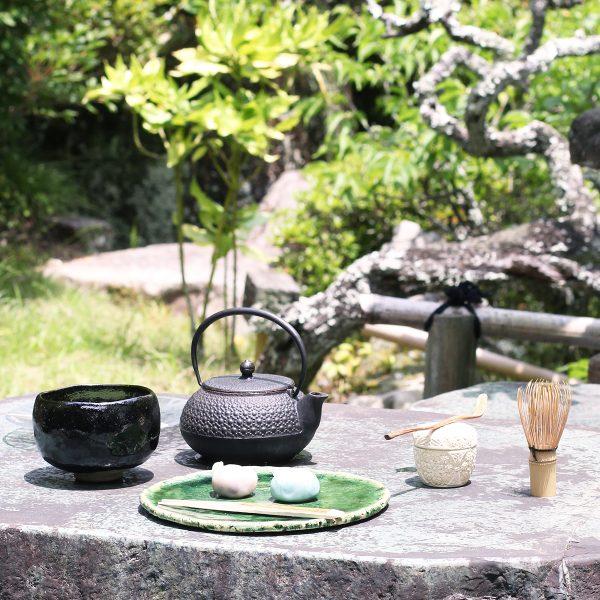 手作り和菓子と気軽に楽しむ茶道講座<br>ワークショップ