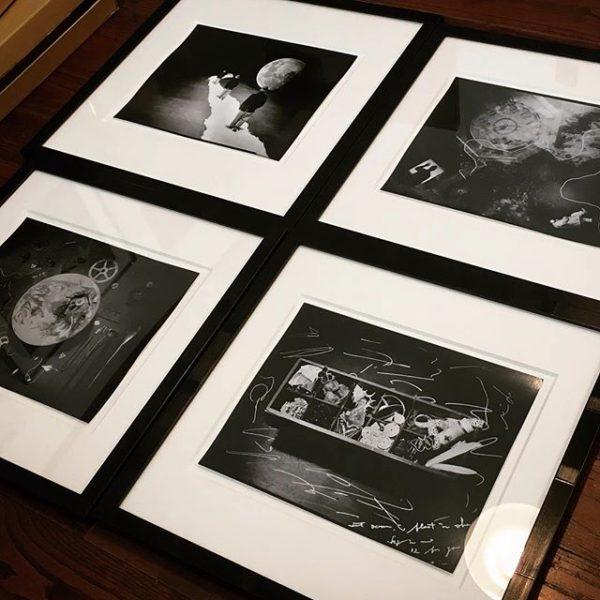 写真家 松元康明さんの作品が続々と届きました