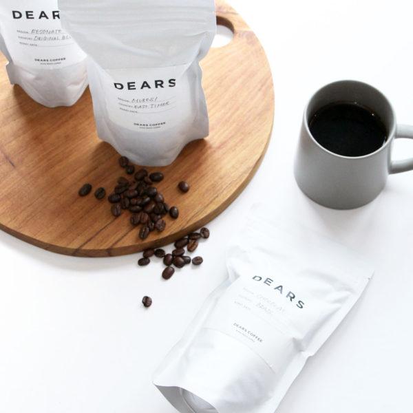 DEARS COFFEE <br> コーヒースタンド<br>ポップアップストア