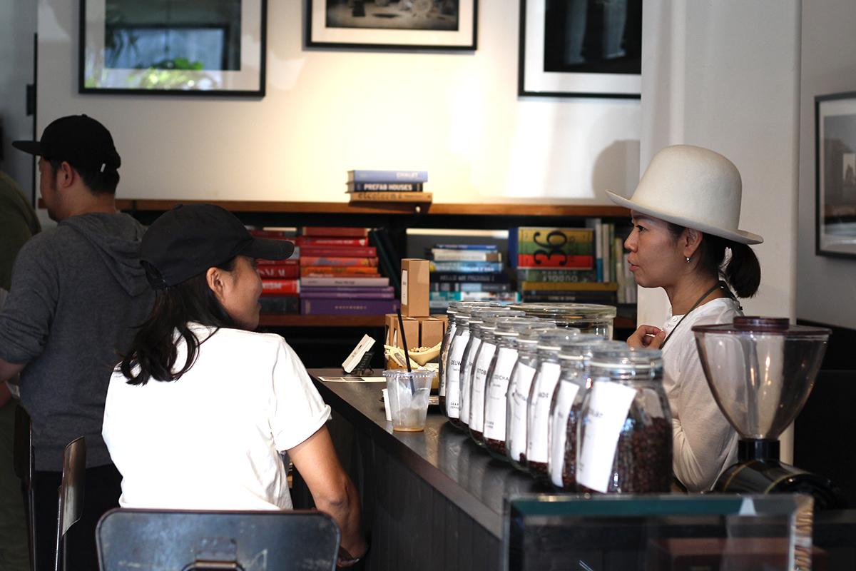 DEARS COFFEE コーヒースタンド