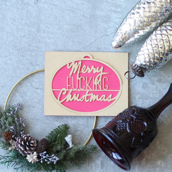 クラシックに飾るクリスマス特集<br>オーナメントやカード
