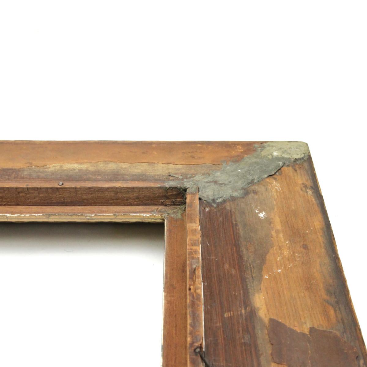 1920年代イギリスの木製アンティークフレーム