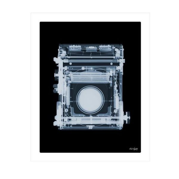 'Marion & Co. Soho Rflex camera,1900s', Nick Veasey